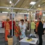 Beispiel Messe in den Messehallen des Globana Airport Messe und Conference Center bei Leipzig