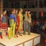 Modeshow in der Galahalle / Eventhalle