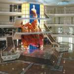 Galahalle und Eventhalle im Globana Airport Messe und Conference Center bei Leipzig